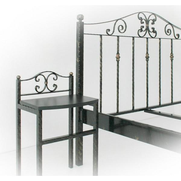 Kovinska postelja KORIDA K7 - dodatna polica (z doplačilom)