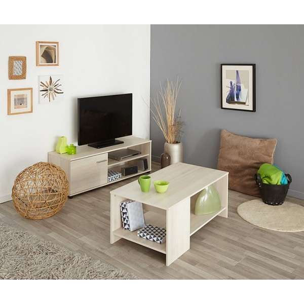 TV regal Infinity in klubska mizica Infinity