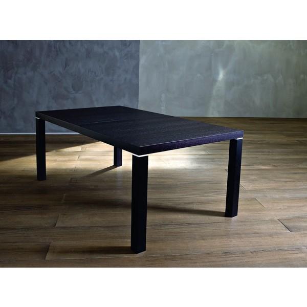 Jedilna miza City 160: raztezanje 1. korak