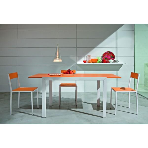 Jedilna miza Dado 110: raztegnjena