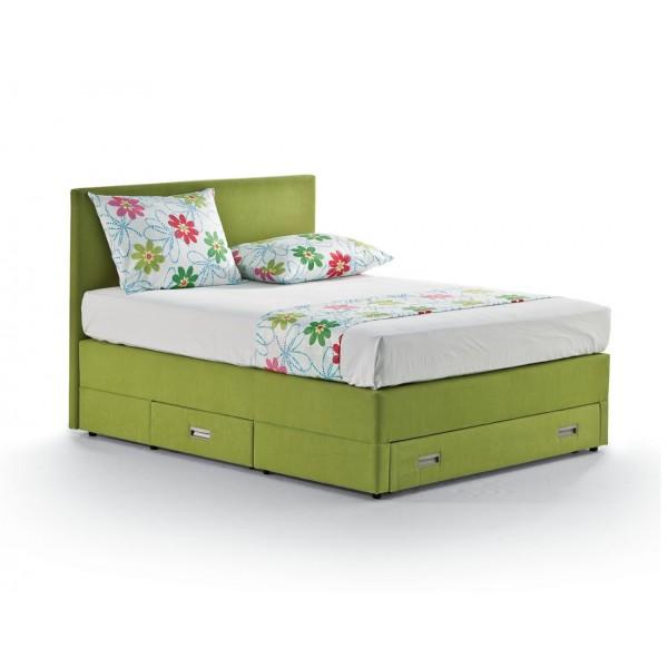 Jogi postelja GRACIA KN z vzmetnico Dinamic