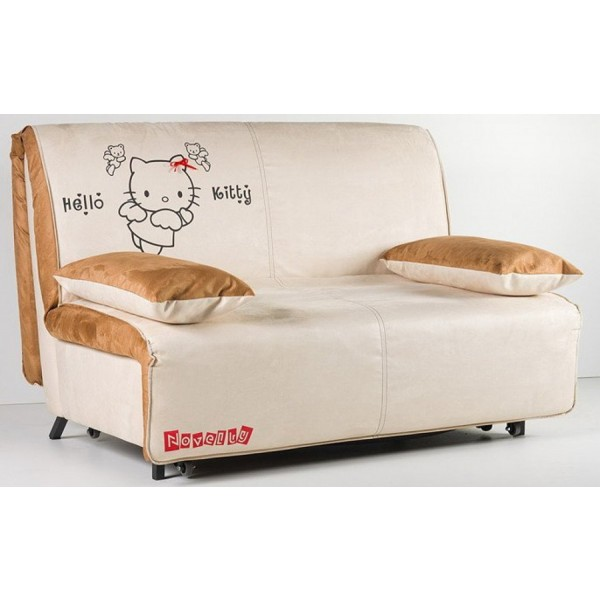 Multifunkcijski kavč Novelty z ležiščem - Vzorec: Kitty