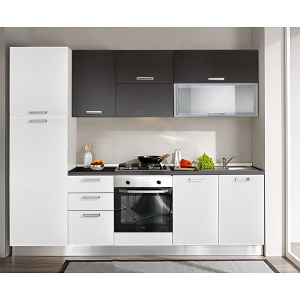 Komplet kuhinja 1718S, 255 cm
