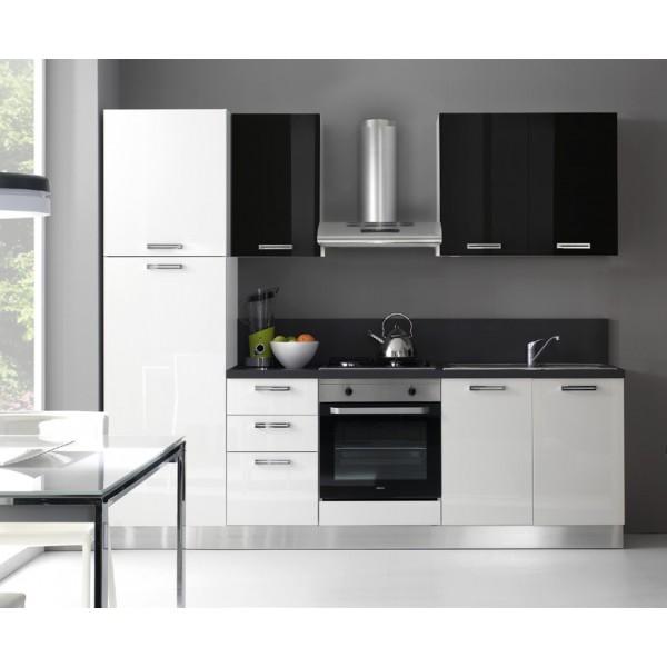Komplet kuhinja 2113S, 255 cm