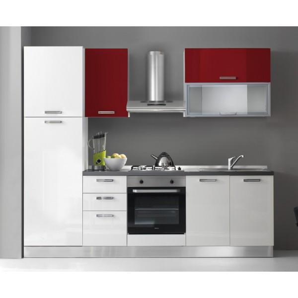 Komplet kuhinja 2122S, 255 cm