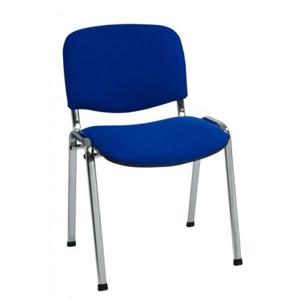 Konferenčni stol KS02 mikrotkanina: modra