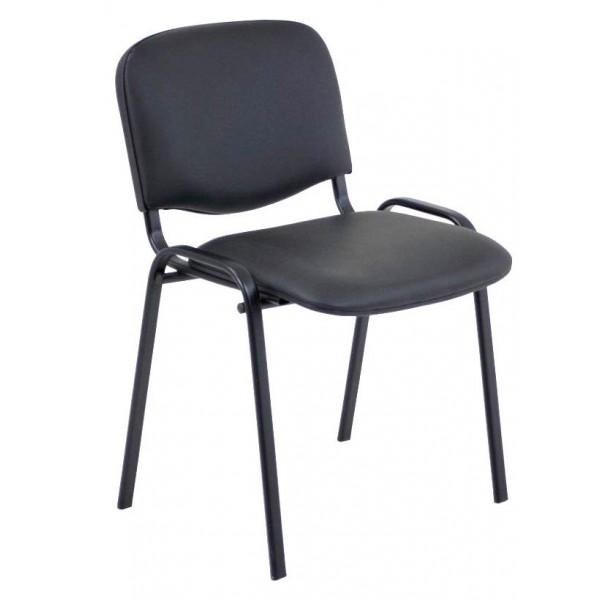 Konferenčni stol KS03 mikrotkanina: črna