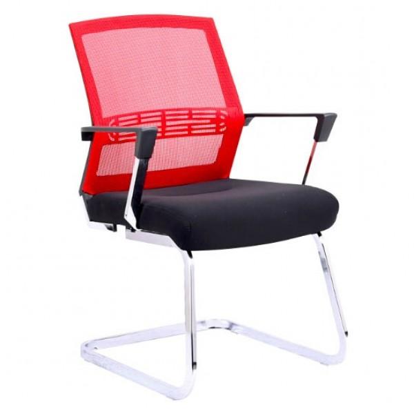 Konferenčni stol Viktorija - rdeča
