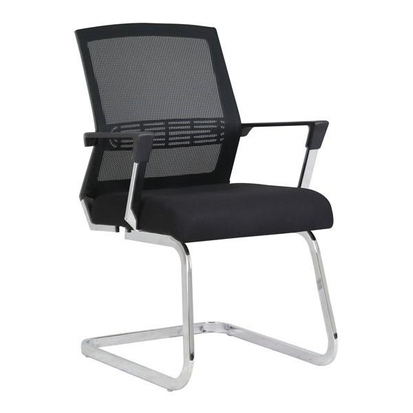 Konferenčni stol Viktorija - črna