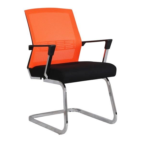 Konferenčni stol Viktorija - oranžna
