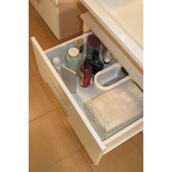 Viseča omara za umivalnik s predalom 82044