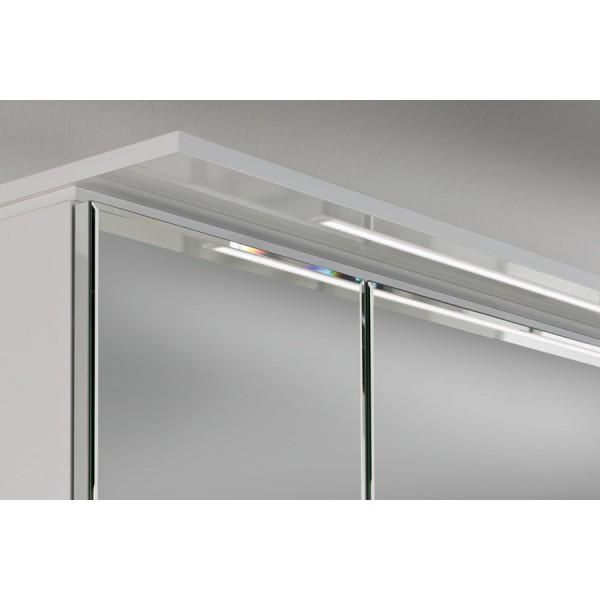 Kopalniški blok Wow - bela, visoki sijaj - LED osvetlitev