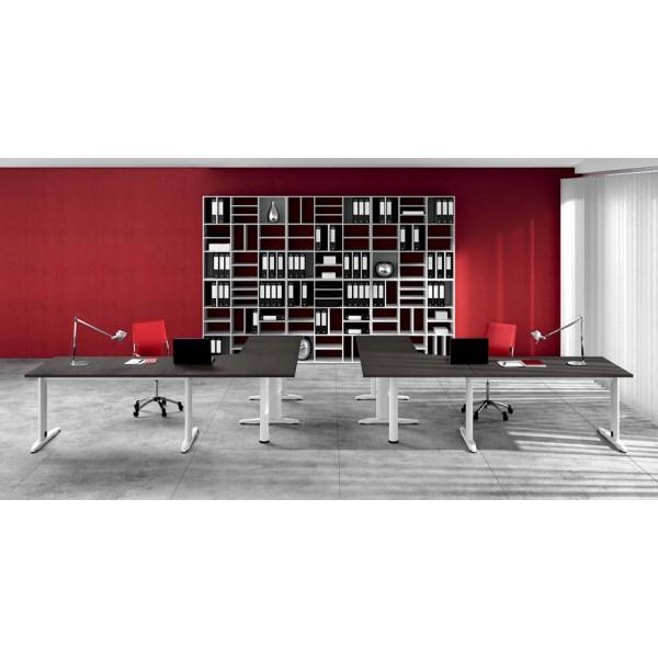 Kotna pisalna miza TK01 240x200