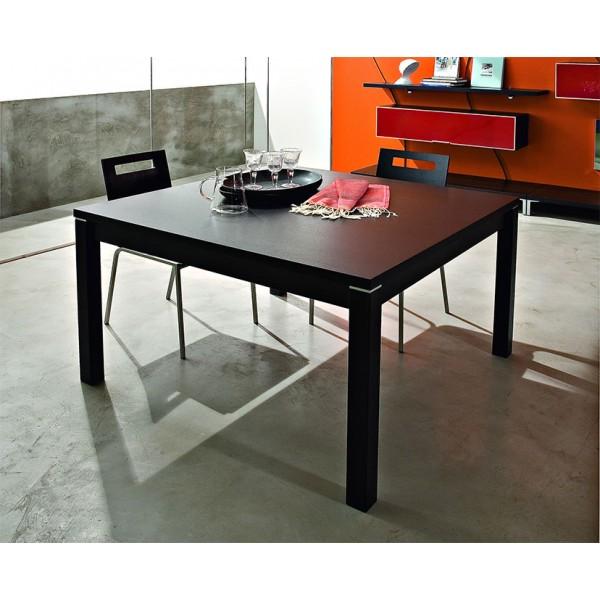 Kvadratna jedilna miza Sabah 120