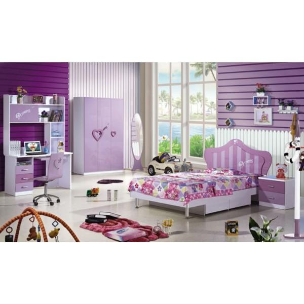 Otroška soba Lavender Princess (mali set)
