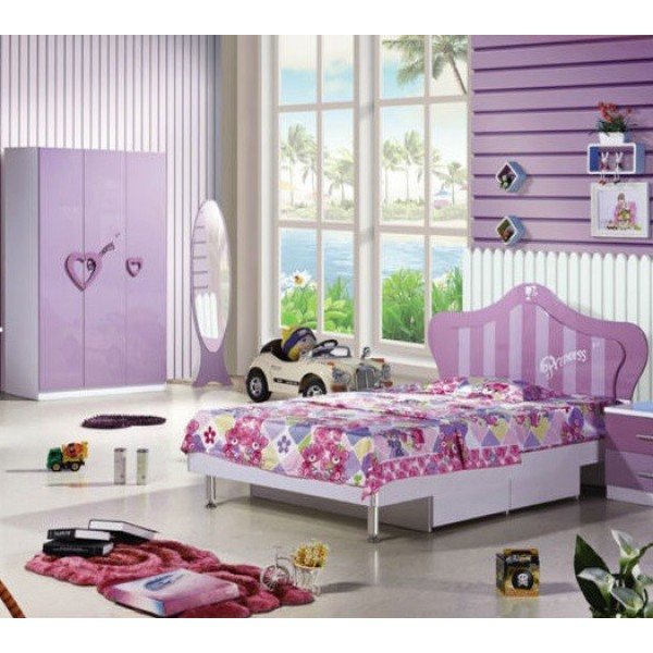 Otroška soba Lavender Princess - EKSPONAT