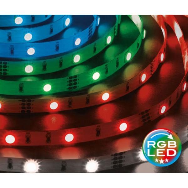 LED trak Stripes Flex z možnostjo menjanja barv