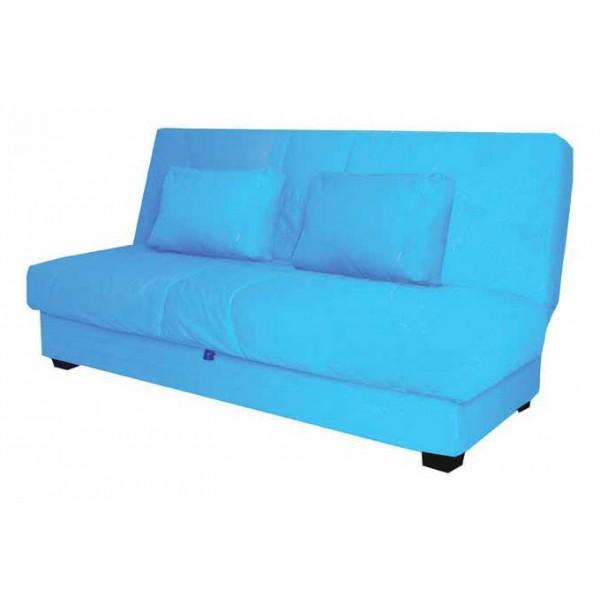 Multifunkcijski kavč Gump: modra