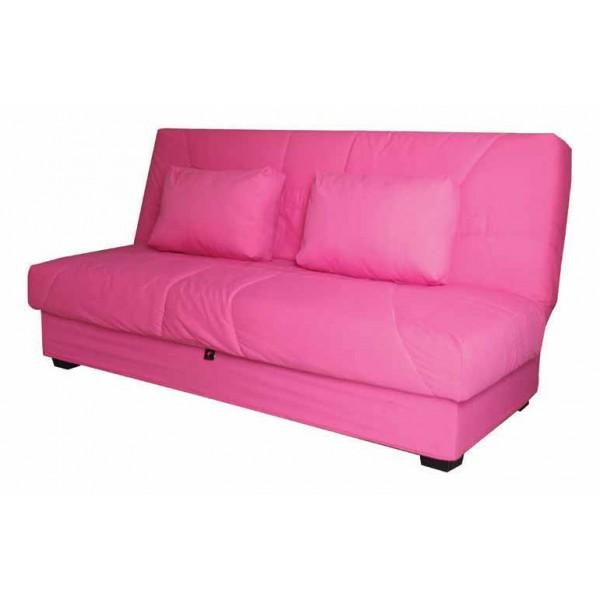 Multifunkcijski kavč Gump: roza