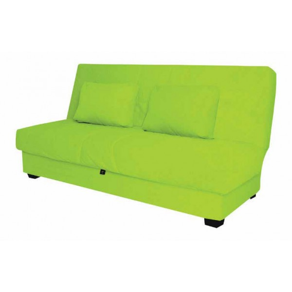 Multifunkcijski kavč Gump: zelena
