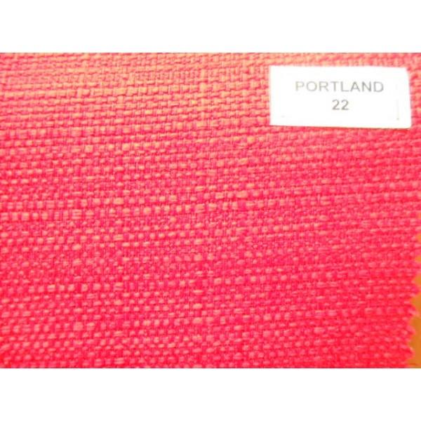 Multifunkcijski kavč Sadie - Tkanina: rdeča