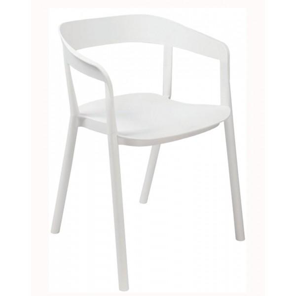 Nakladalni stol Media: bel