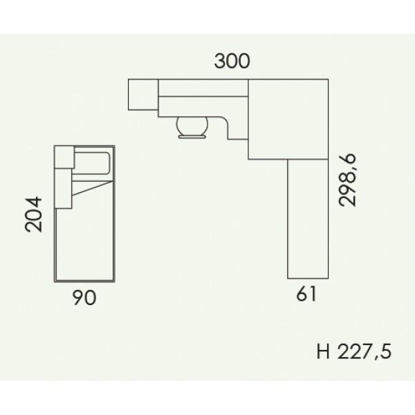 Colombini Volo V304
