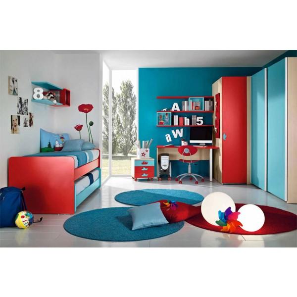 Otroška soba Colombini Volo V304