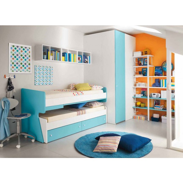 Otroška soba Colombini Volo V306