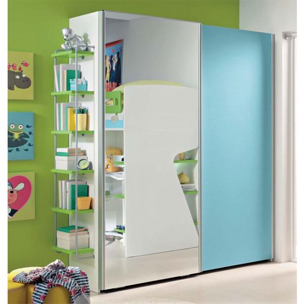 Otroška soba Eresem Volo V123: detajl garderobna omara