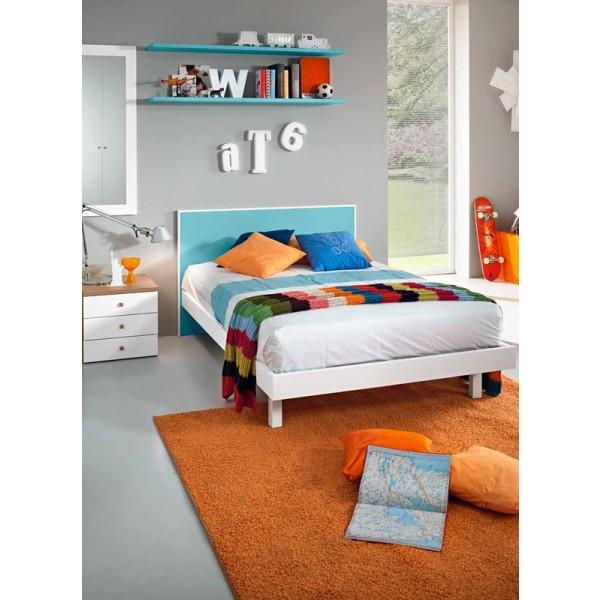 Otroška soba Colombini Volo V308 - postelja