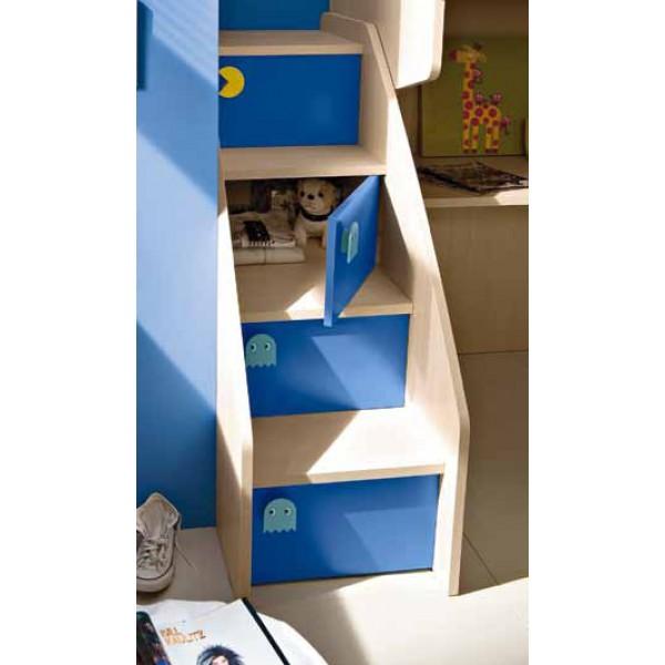 Otroška soba Colombini Volo V316 - stopnice