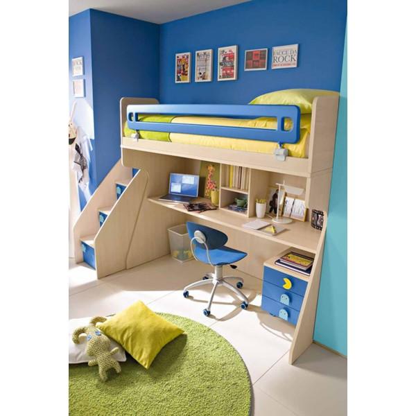 Otroška soba Colombini Volo V316 - postelja