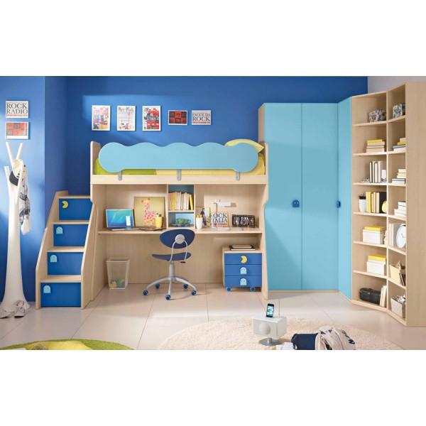 Otroška soba Colombini Volo V316