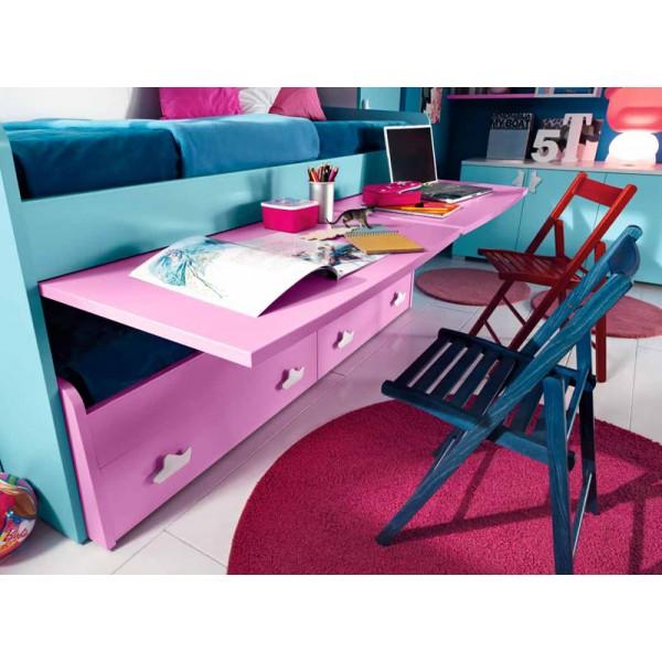Otroška soba Colombini Volo V329 - pisalna miza