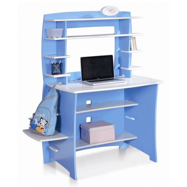 Pisalna miza FUR23 - Modra