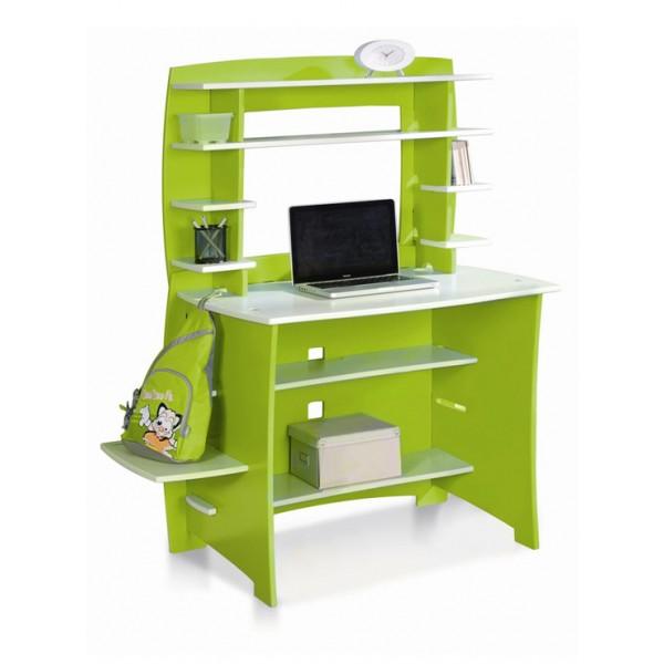 Pisalna miza FUR23 - Zelena