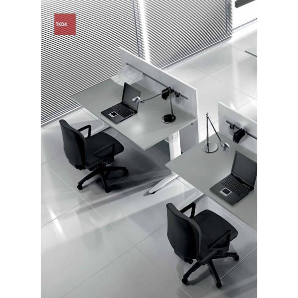 Pisalna miza s steno TK04