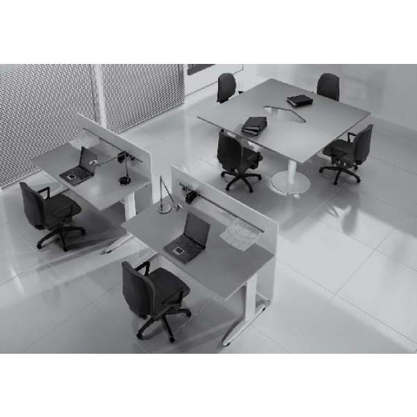 Pisarniški komplet miz TK04 - 1