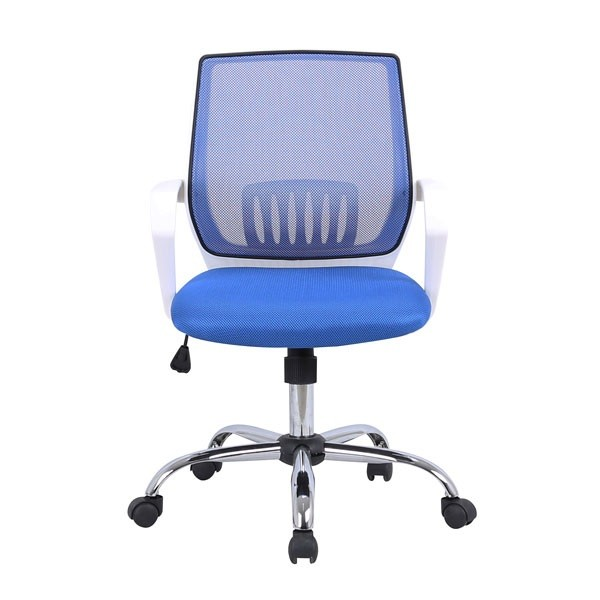 Pisarniški stol Lili - modra