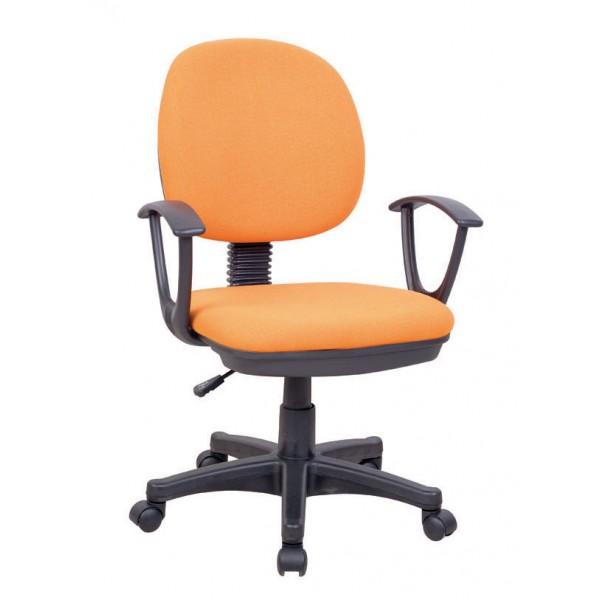 Pisarniški stol NI27: oranžna