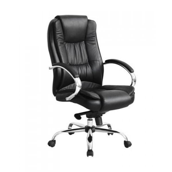 Pisarniški stol President (dve barvi): črna