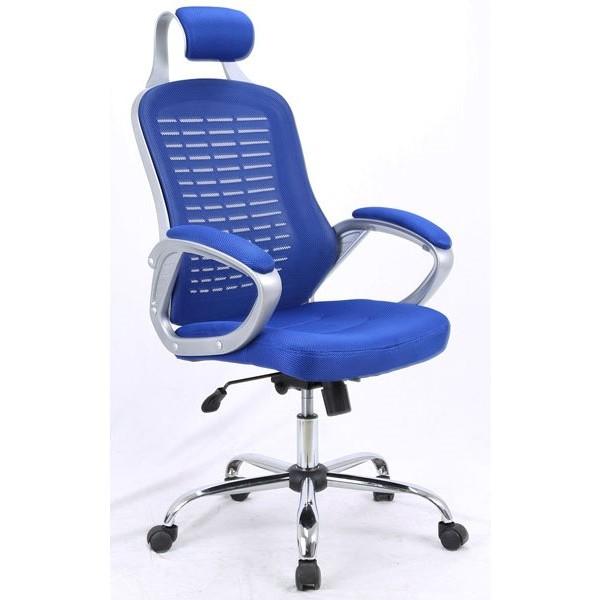 Pisarniški stol Sven - modra