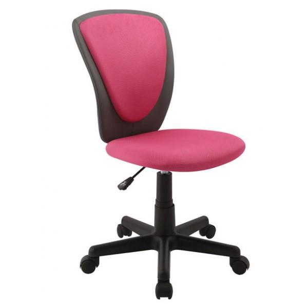 Pisarniški stol Xena - roza
