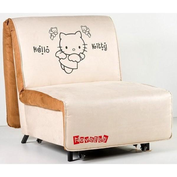 Multifunkcijski počivalnik Novelty z ležiščem - vzorec: Kitty