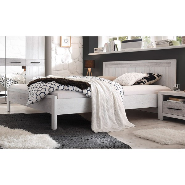 Spalnica Provence - postelja