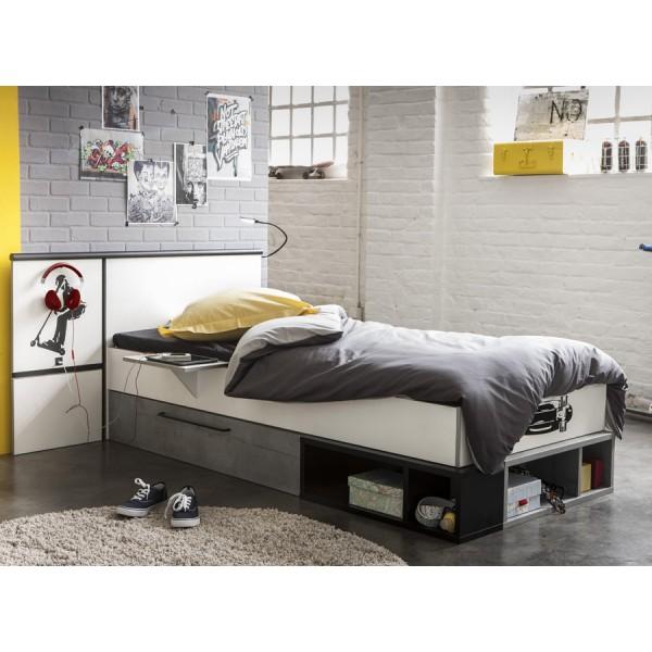 Mladinska soba Street - postelja