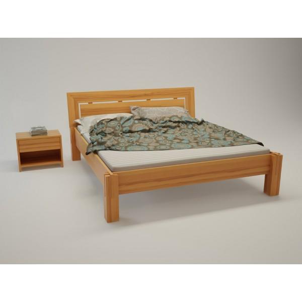 BIO postelja Paron TIP 1 - bukev