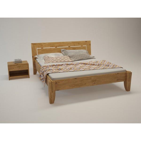 BIO postelja Paron TIP 1 - hrast