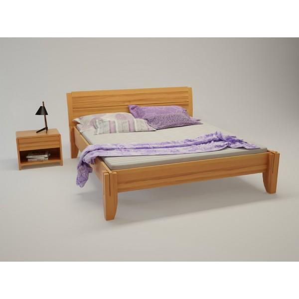 BIO postelja Paron TIP 2 - bukev